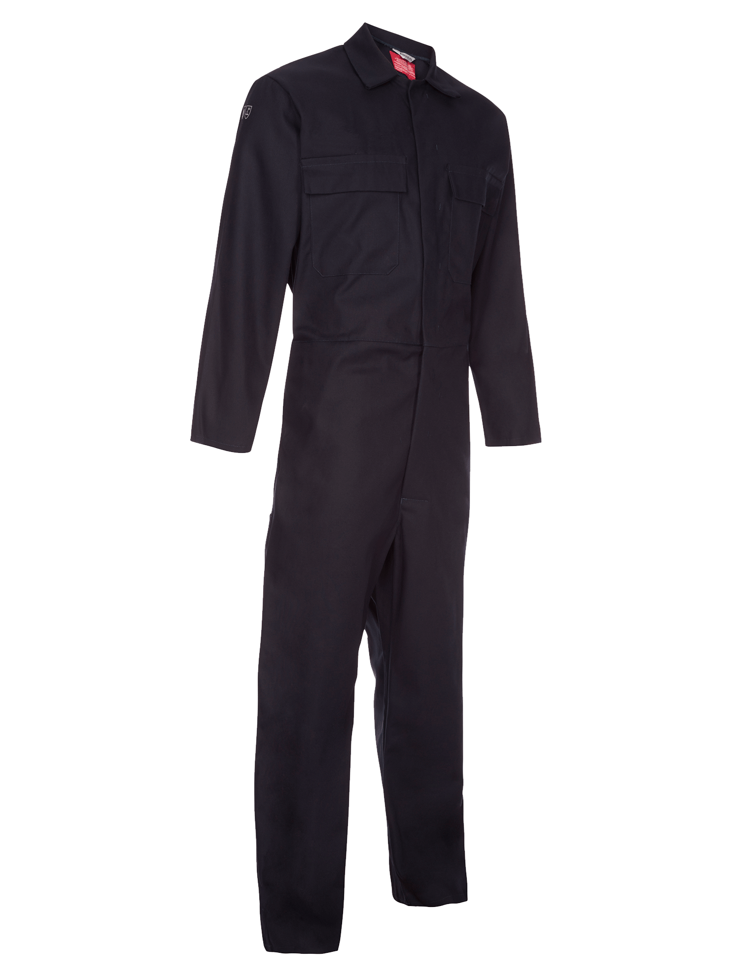 Picture of Coverall made with Zeus FR - Navy