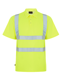 Picture of Hi-Vis Polo Short Sleeve