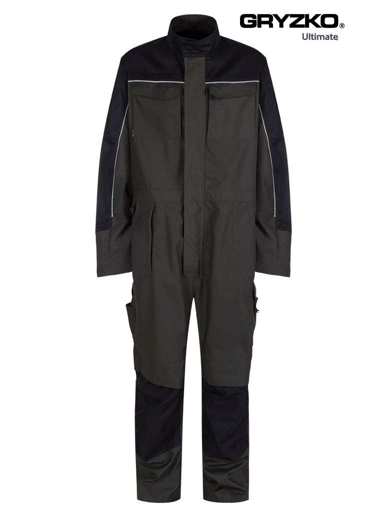 Picture of Ultimate Gryzko® Coverall - Racing Green / Black