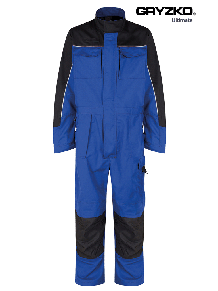 Picture of Ultimate Gryzko® Coverall - Royal Blue / Black