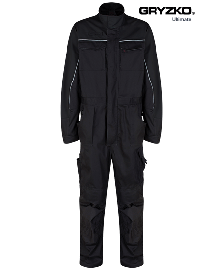 Picture of Ultimate Gryzko® Coverall - Black/Black
