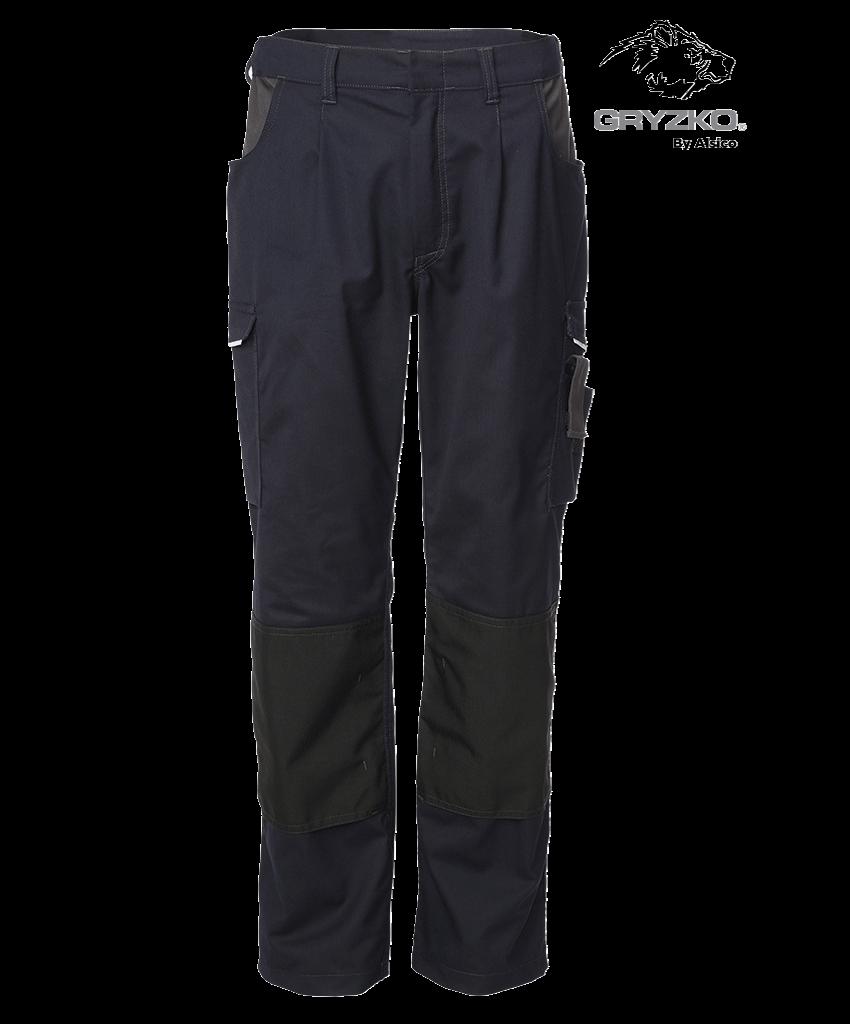 Gryzko Navy Trouser