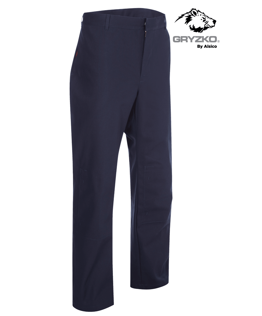 Picture of Gryzko® FR Trouser Navy/Orange