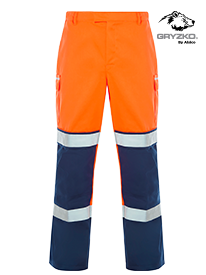 Picture of Gryzko® Hi-Vis Contrast Trouser