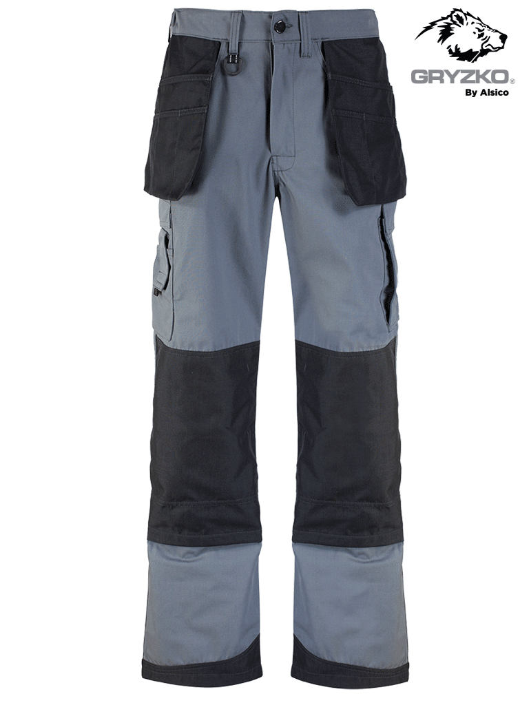 Picture of Gryzko® Ripstop Trade Trouser - Grey
