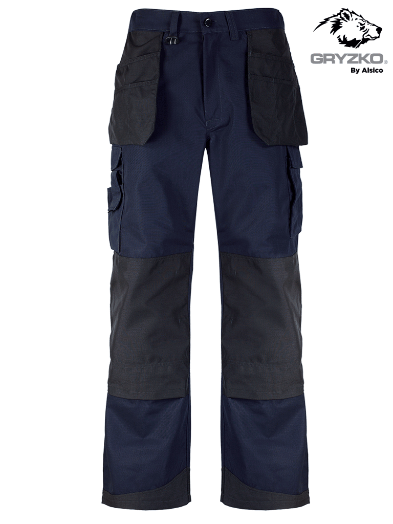 Picture of Gryzko® Ripstop Trade Trouser - Navy