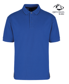 Picture of Gryzko® Two Tone Polo with Contrast Piping