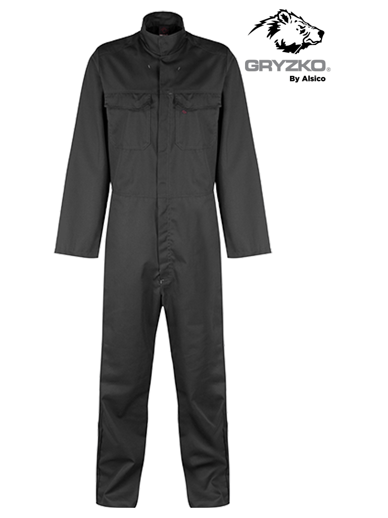 Picture of Gryzko® Coverall - Black