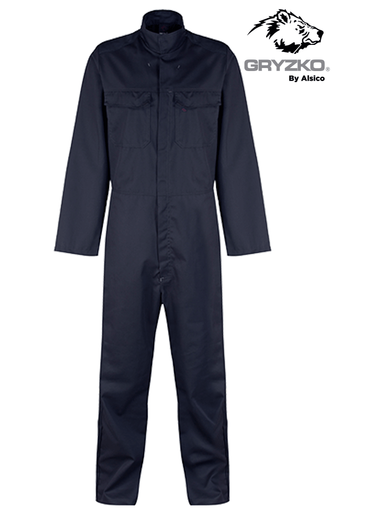 Picture of Gryzko® Coverall - Blue Shadow
