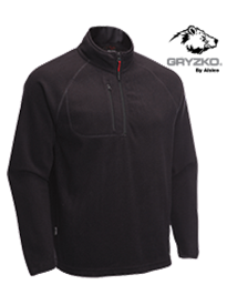 Picture of Gryzko® Half Zip Micro Fleece