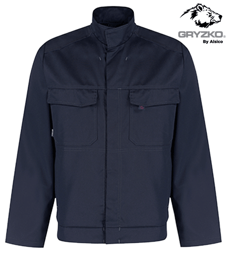 Picture of Gryzko® Jacket - Blue Shadow Navy