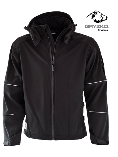Picture of Lightweight Softshell - Black