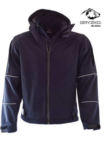 Picture of Lightweight Softshell - Blue Shadow