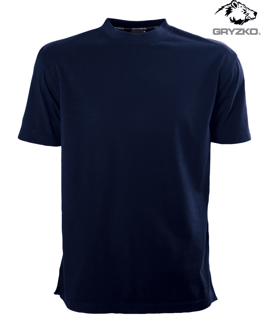 Picture of Heavyweight T-shirt Polycotton - Navy