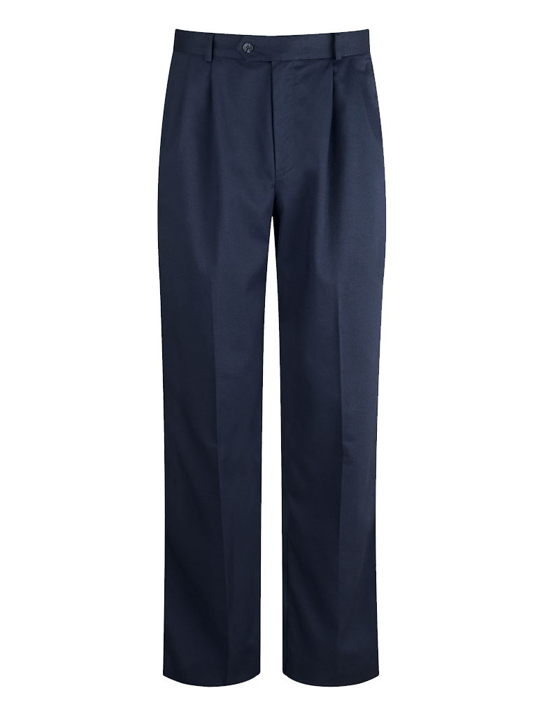 Picture of Male Flexi-Stretch Trouser - Navy