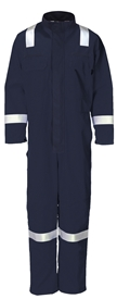 Picture of Navy Arc Flash Coverall