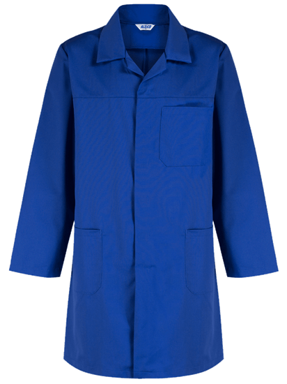 alsi coat royal blue