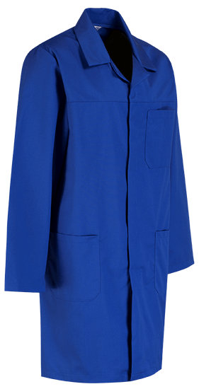 warehouse coat royal blue