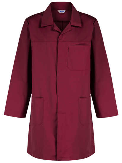 front on image of smokeberry alsi coat