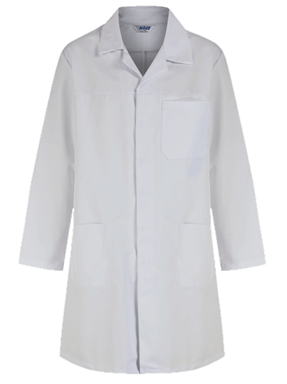super white alsi coat