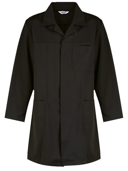 black alsi coat
