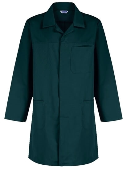 alsi lab coat in spruce
