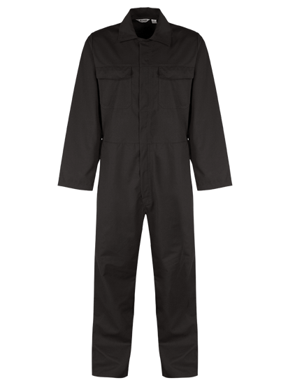 black overall front