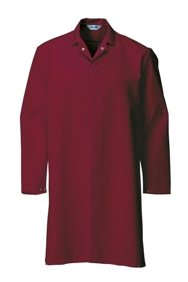 smokeberry food trade coat with pocket