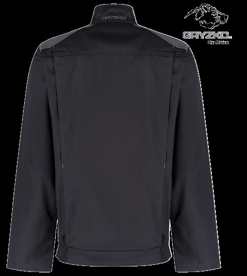 back of convoy grey gryzko bi jacket