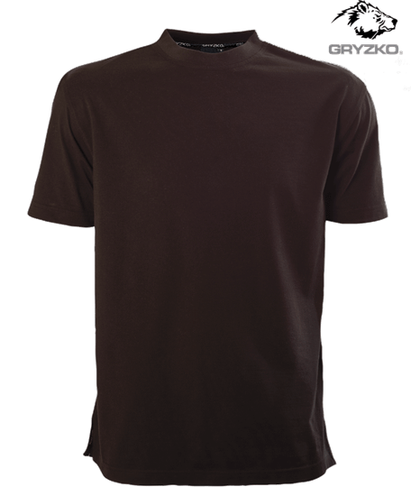 charcoal gryzko heavyweight t-shirt