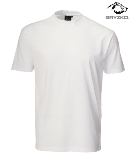 super white gryzko heavyweight t-shirt
