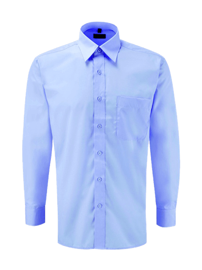 lilac male long sleeve shirt
