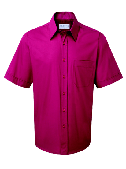 berry male short sleeve shirt