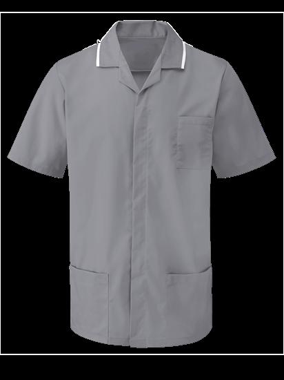 hospital grey male advantage tunic