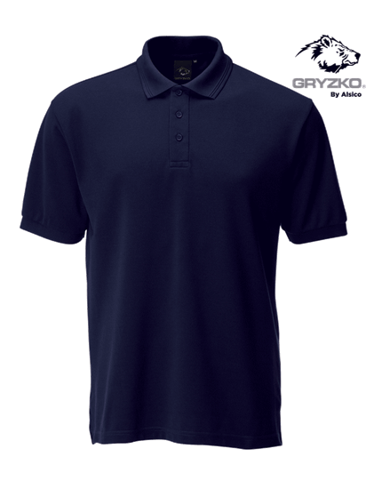 performance button polo