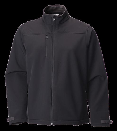 softshell jacket in navy