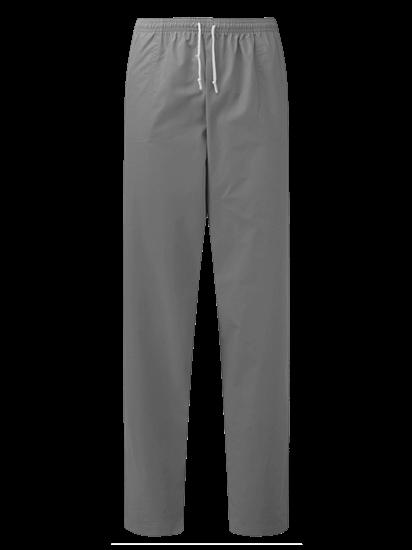 hospital grey unisex scrub trouser