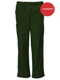 Picture of Unisex Scrub Trouser - Racing Green (145gsm)