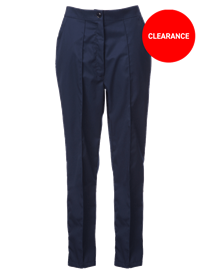 Picture of Ladies Straight Leg Trouser (210gsm)