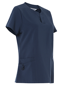 Picture of 4-Way Stretch Female Scrub Tunic