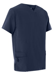 Picture of 4-Way Stretch Male Scrub Tunic