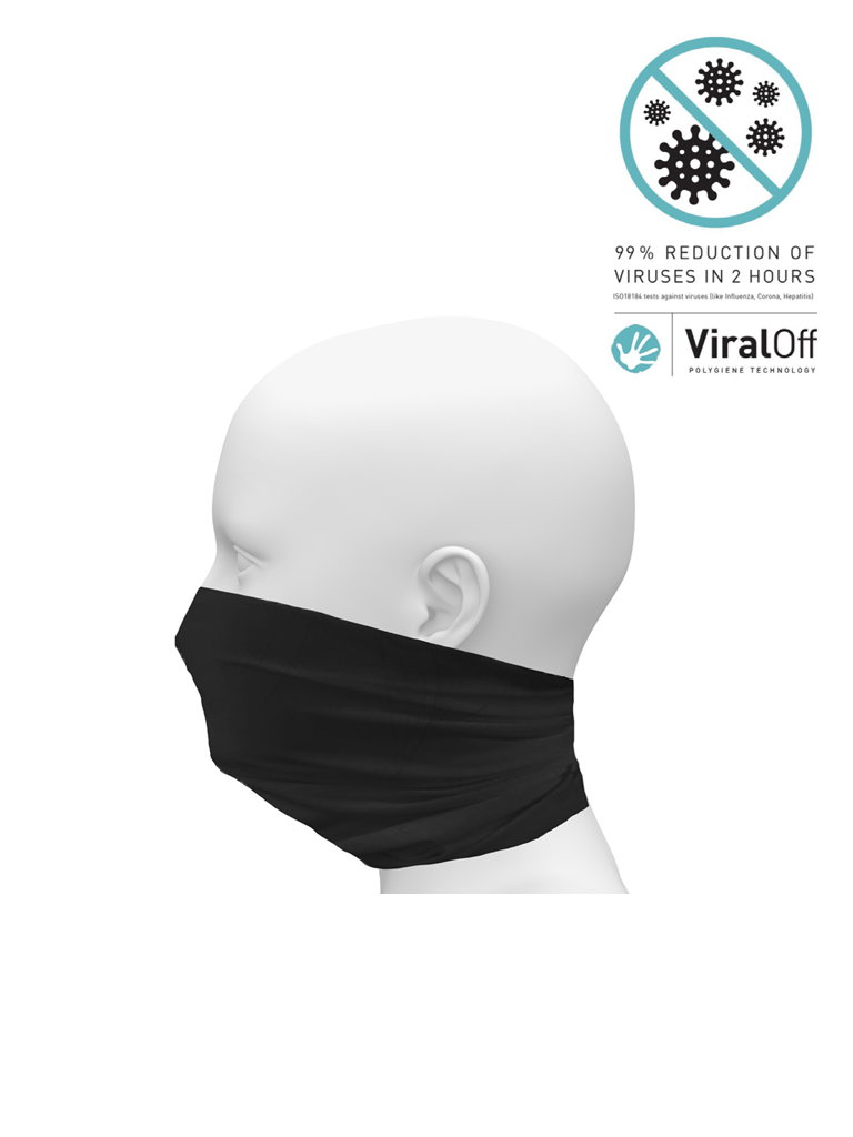 Picture of Anti-Viral Community Snood - Black