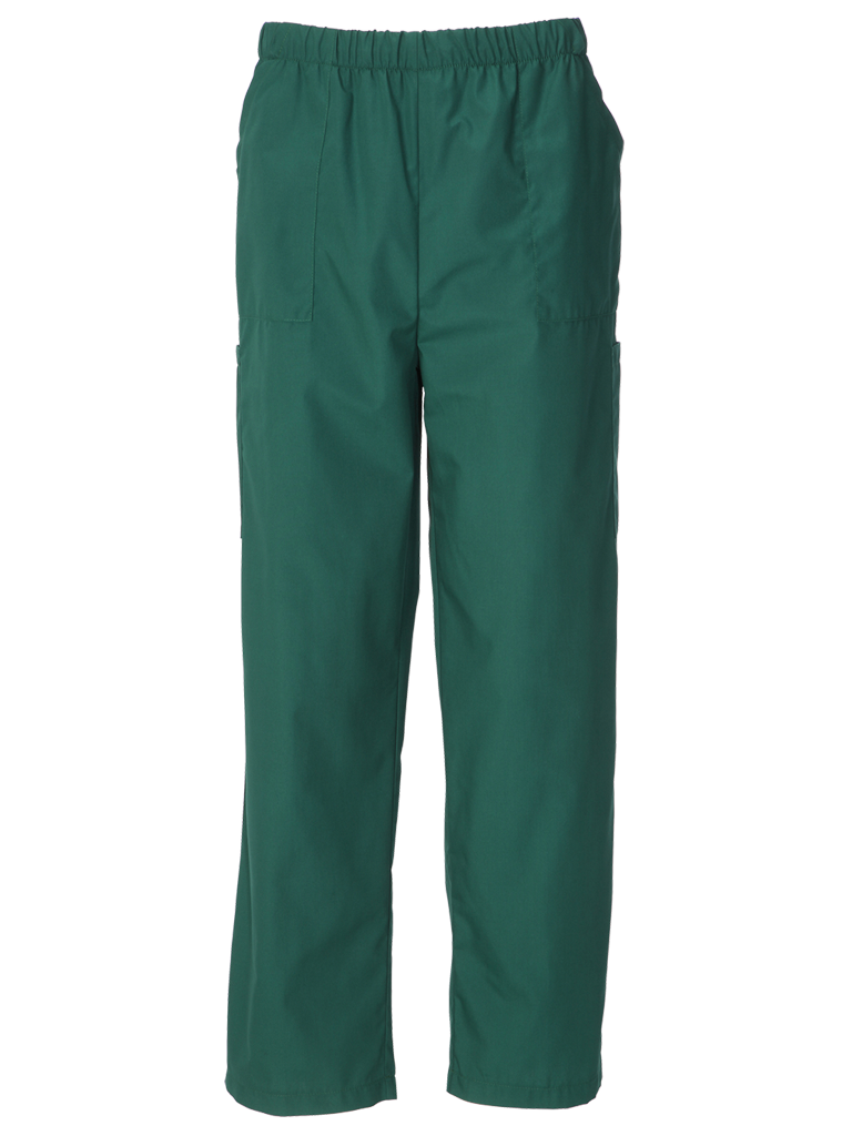 Picture of Unisex Scrub Trouser (145gsm) - Bottle Green