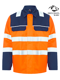 Picture of Gryzko® Hi-Vis Contrast Jacket