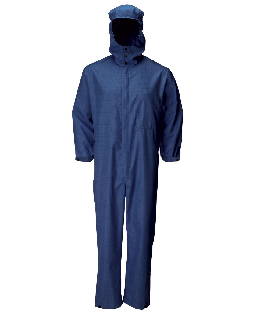 Picture of Single Layer Coverall - Navy
