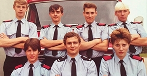 A Conversation with UK's First Female Firefighter