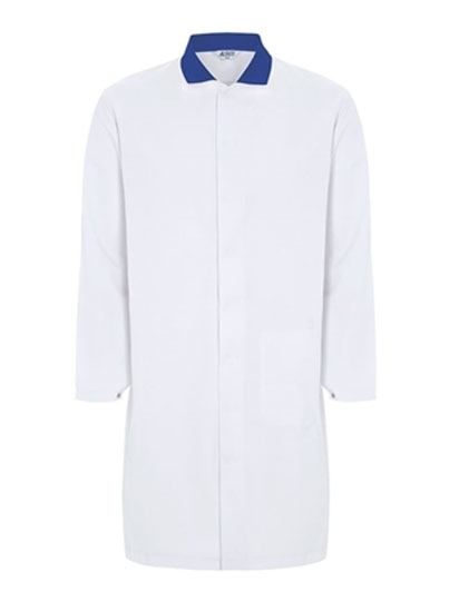 Picture of Food Trade Coat - Super White Royal Collar