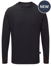 Picture of Long Sleeved Arc Flash FR T-shirt